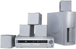 Sony Dream Home Theater system 5.1 channel 5DVD HDMI $100 OBO