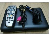 SKY HD MULTIROOM BOX NEARLY LIKE NEW WITH HDMI CABLE,POWER CABLE ,REMOTE CONTROL FOR SALE