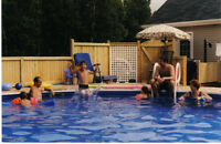 Manufacture Clearout Sale Pools Hot Tubs and Liners