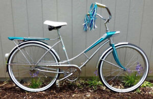 im a older lady looking for a older style bike