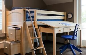 JULY_SALE 20%OFF_FREE SHIPPING CANADA WIDE_BUNK & LOFT BEDS