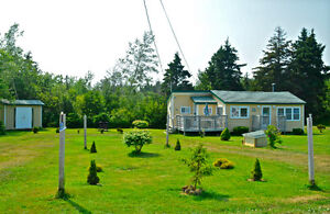 Cottage for Rent, Northport, Nova Scotia, Northumberland Strait.