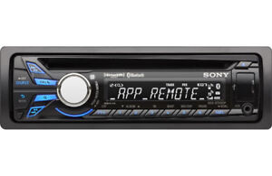 Autoradio Sony MEX-BT3100P CD3 Bluetooth radio USB AUX conne neu