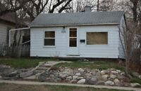 1 bdrm house for rent in Moose Jaw