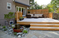 COMPETITIVE PRICE FOR ALL YOUR LANDSCAPE  PROJECT