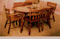 Roxton Maple Buy Or Sell Dining Table Sets In Ontario Kijiji Classi