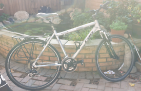 CBR Urban hybrid bike