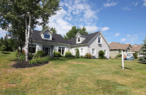 House for sale Dieppe - on the 9th hole at FOX CREEK GOLF