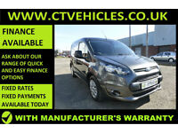 2015 15 Ford Transit Connect 1.6TDCi 200 L1 Trend, THREE SEATS, HIGH SPEC TREND