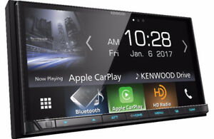 KENWOOD DMX7704S - APPLE CAR PLAY / ANDROID AUTO - TOUCH SCREEN