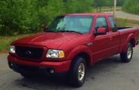 Ford Ranger Truck (4 door)