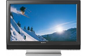 "USED Sony 37"" BRAVIA® XBR® Series LCD TV"