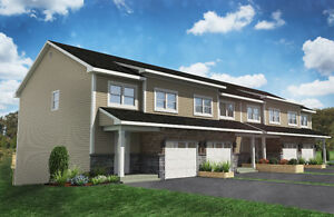 New Construction Townhouse in West Bedford