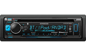 Kenwood KDC-BT365U CD-Receiver With USB Interface