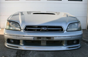 JDM SUBARU LEGACY WRX (BH5/ BE) FRONT END NOSECUT HID (1998-2004