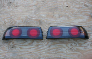 JDM NISSAN SKYLINE R32 GTST (4-Door) TAIL LIGHTS (Pair) (89-94)