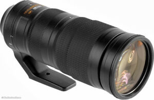 NIKON 200-500mm f5.6 VR lens in excellent condition