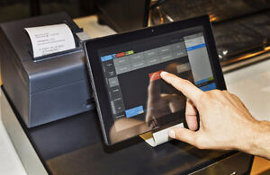 INEXPENSIVE CASH REGISTER POS WITH SOFTWARE NO MONTHLY FEES