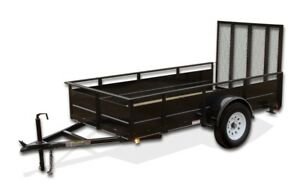 2016 Carry-On Trailer 5.5X10SSGPTLED