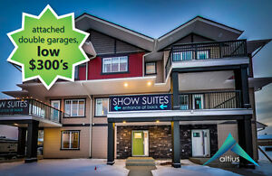 LUXURIOUS TOWN-HOMES with Huge Promotions!! By STREETSIDE DEV.