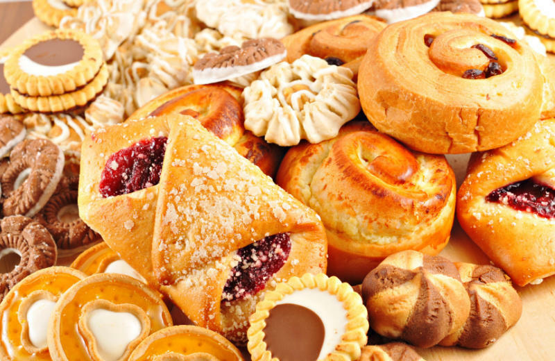 Image result for baked goods