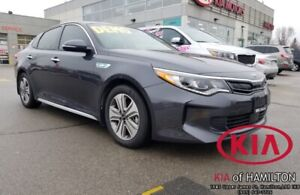 2018 Kia Optima Hybrid | EX Premium | Sunroof | Navi | DEMO