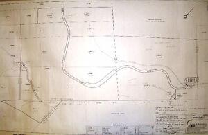 KIAMIKA - Terre 615 acres arpentée et boisée