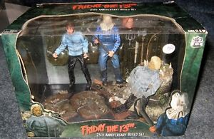 Friday the 13th 25th anniversary boxed set collectible $100 St. John's Newfoundland image 1