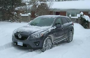 2012-2017 Mazda CX5 Snow Tire Packages starting at $765.16 – P 225/70/16 & P 225/65/17 Snow Tires Installed