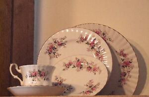 Royal Albert Vintage Bone China set