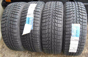 Michelin Latitude X-ICE Winter Tires for Sale! 1year old