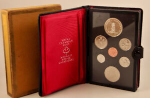 1977 Canada Double Dollar Coin Set