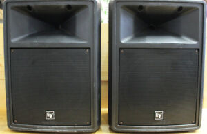ELECTROVOICE SX-80 PA SPEAKERS