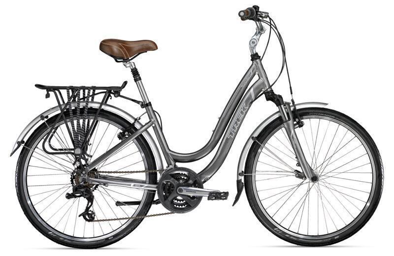 Trek Navigator Women S Hybrid Bike City Bike In