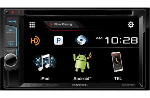BRAND NEW KENWOOD SINGLE DIN & DOUBLE DIN STEREOS! BEST PRICES!!