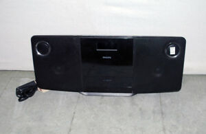 Philips DCM278/37 Micro Hi-Fi System Dock with CD for iPod/iPhon
