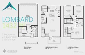 7 Floor plans to choose from - 1,2, & 3 Bedroom Options!