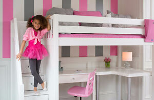 FALL SALE UP TO 40% OFF_KIDS BUNK&LOFT BEDS_SHIPPING CANADA WIDE Stratford Kitchener Area image 7