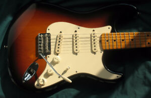 Fender Classic Player 50s Stratocaster, Seymour Duncans, HSC