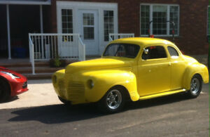 1941 Plymouth coupe trade Duramax