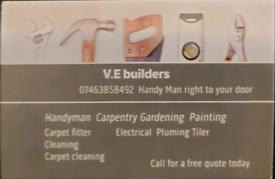 Maintenance 24/7 emergency calls Plumbing painting gardening