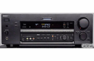 SONY STR-DB840 AV Receiver