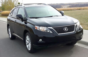 2010 Lexus RX350, 3.5L, AWD, leather, NAV (Touring Pkg) & more..