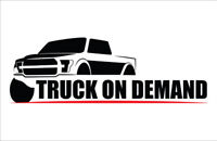 Truck On Demand - $35 Pick up /Delivery