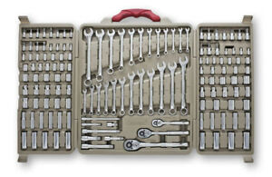 Crescent CTK140CMP Mechanics Tool Set, 140-Piece NEW