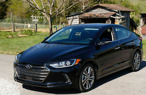 2017 Hyundai Elantra Limited Berline - transfer de bail