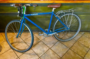 "Linus BIKE ( FRAME SIZE 18"" , 3 speed"