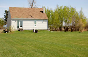Acreage 5 Minutes South of Westlock