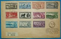 NEWFOUNDLAND FDC'S FROM THE 1930'S