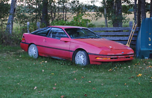 2 x 1989 Ford Probes